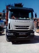 camion iveco benne