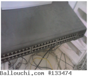 Switch : D-link 48 ports