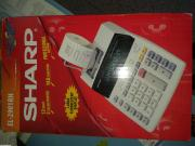 Sharp EL 2901 RH Calculator PROMO