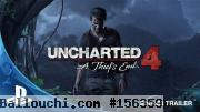 UNCHARTED sur playstation4