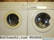 A vendre machine lave linge et machine seche linge