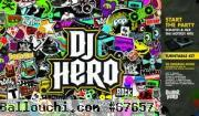 d j hero platine playstation3-