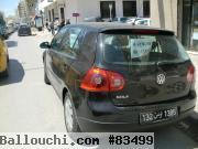 Golf 5 etat d'origine