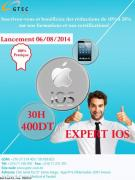 formation 100% pratiquen en Expert iOS
