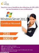 Formation 100% pratique en Windows server 2012