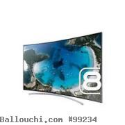Tunisie annonces,Tv Led Smart SamSung Curved H8000 55 3D