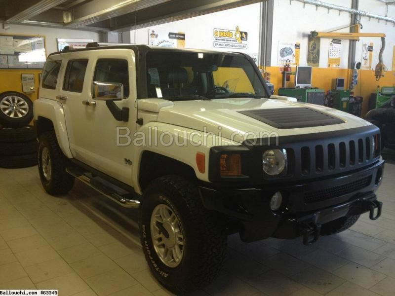 hummer h3 vehicules voitures ref 63345 annonce tunisie. Black Bedroom Furniture Sets. Home Design Ideas